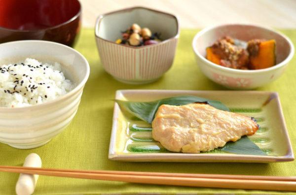 歌舞伎観劇での食事