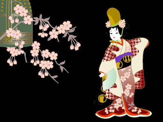 京鹿子娘道成寺の清姫