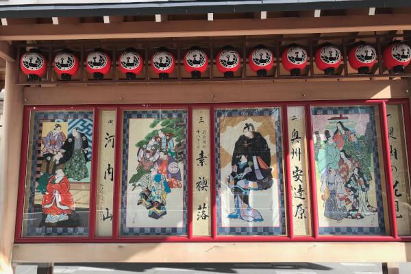 歌舞伎座・初春大歌舞伎の演目