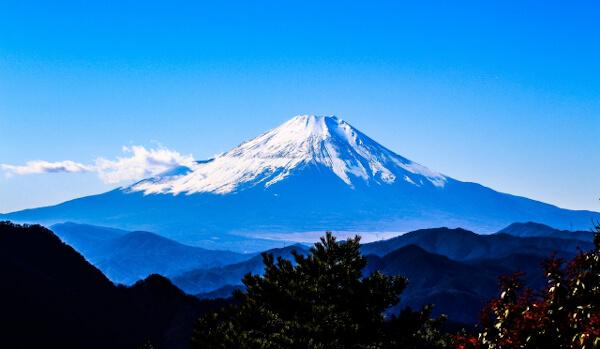 外郎売の舞台は富士の裾野