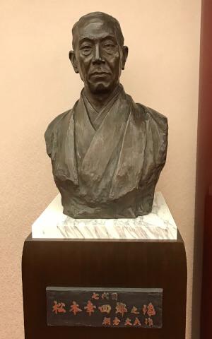 七代目松本幸四郎